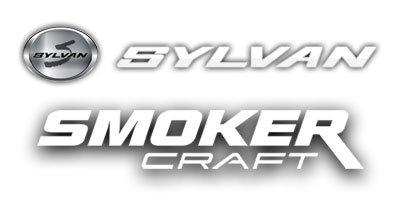 Sylvan and Smoker Craft logos